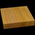 本榧卓上将棋盤 2寸(一枚板・天柾) sb20579