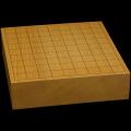 本榧卓上将棋盤 2寸8分(一枚板・追柾) sb20580