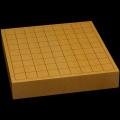 本榧卓上将棋盤 2寸(一枚板・天地柾) sb20583