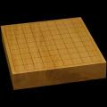 本榧卓上将棋盤 2寸2分(一枚板・木表) sb20584