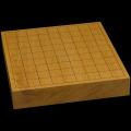 本榧卓上将棋盤 2寸(一枚板・追柾) sb20586