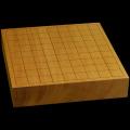本榧卓上将棋盤 2寸2分(一枚板・天地柾) sb20604