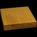 本榧卓上将棋盤 2寸1分(一枚板・天柾) sb20609
