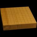 本榧卓上将棋盤 2寸(一枚板・天柾) sb20611