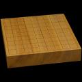本榧卓上将棋盤 2寸1分(一枚板・天柾) sb20615