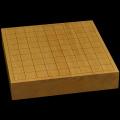 本榧卓上将棋盤 2寸(一枚板) sb20616