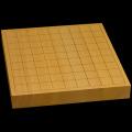 国産本榧卓上将棋盤 1寸5分(ハギ盤) st10027