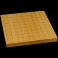 国産本榧卓上将棋盤 1寸(ハギ盤) st10030
