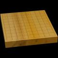 国産本榧卓上将棋盤 1寸5分(ハギ盤) st10033