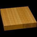 国産本榧卓上将棋盤 1寸9分(ハギ盤) st10034