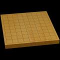 国産本榧卓上将棋盤 9分(ハギ盤) st10038