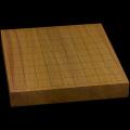 神代本榧卓上将棋盤 1寸6分(ハギ盤) st20036