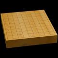 国産本榧卓上将棋盤 2寸(ハギ盤) st20038
