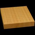 国産本榧卓上将棋盤 2寸(ハギ盤) st20039