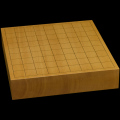 本榧卓上将棋盤 2寸3分(ハギ盤) st20042