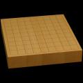 国産本榧卓上将棋盤 2寸(ハギ盤) st20046