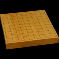 【おまかせ】本榧卓上将棋盤 1.5寸(ハギ盤・上)