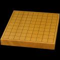 【おまかせ】本榧卓上将棋盤 1.5寸(ハギ盤 極上)