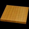 【おまかせ】本榧卓上将棋盤 1寸(ハギ盤・特上)