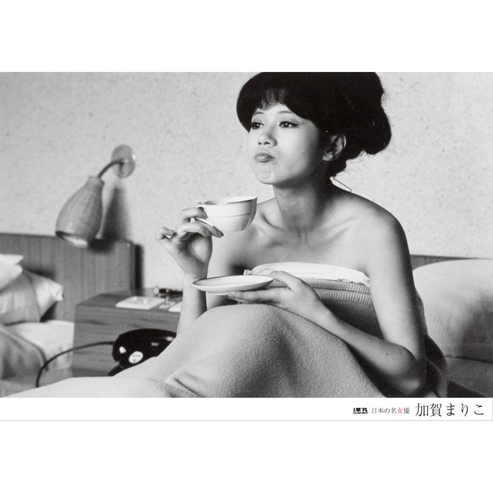 加賀まりこポスター TYPE-3