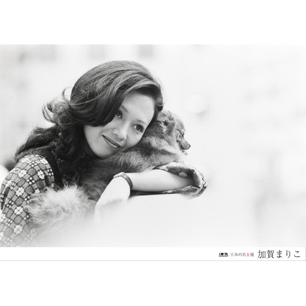 加賀まりこポスター TYPE-4