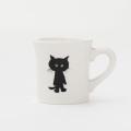 クロワッサン 黒猫01