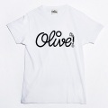 Olive Tシャツ 柄A