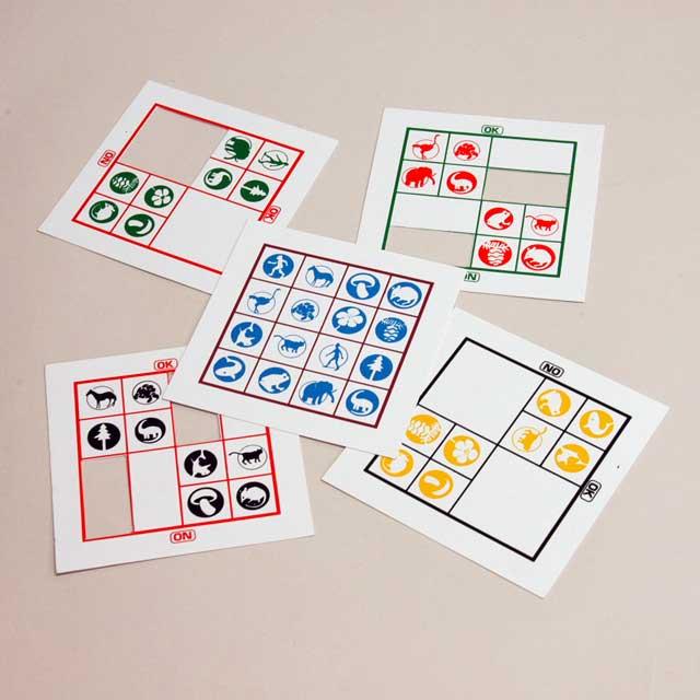 K5001 コンピューター デザインカード