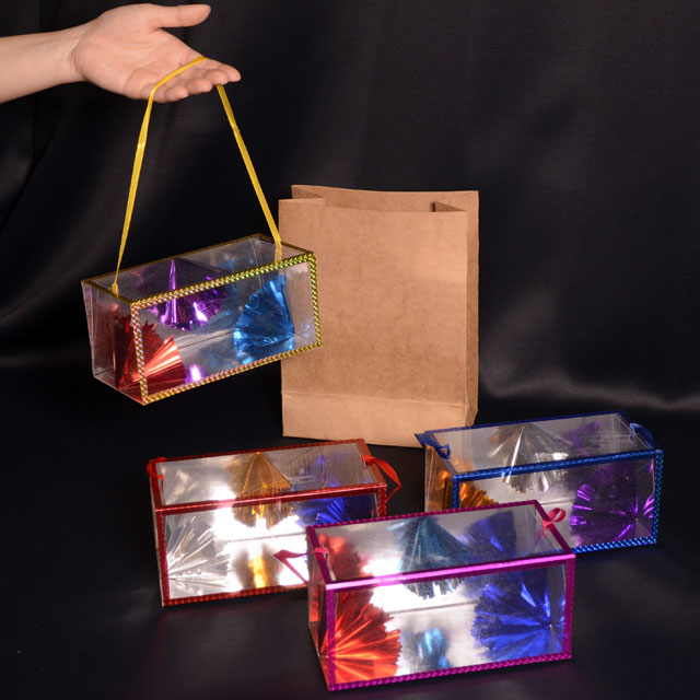 K5741 マジックバッグとフラワーボックス