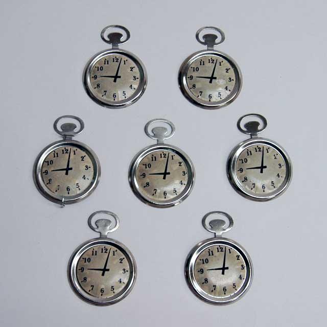 M5123 懐中時計プロダクション