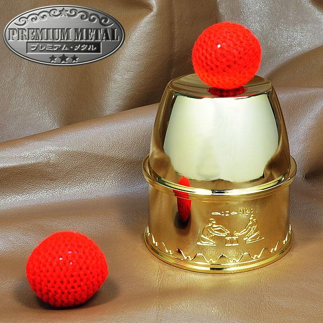 M8733 PM チョップカップ(金)
