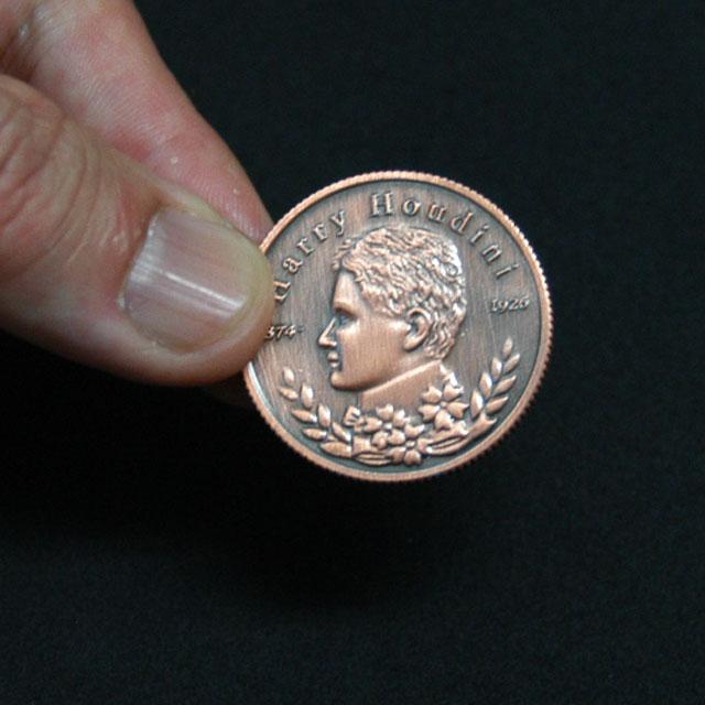 O2001 フーディニーコイン(クラシック)