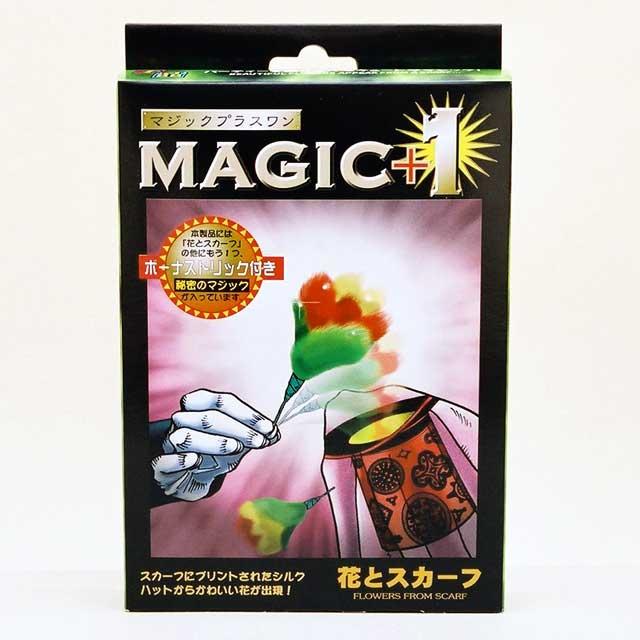 T1123 MAGIC+1 花とスカーフ