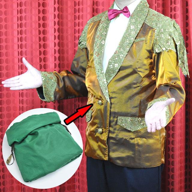 T5413 魔術師のコートになるバッグ