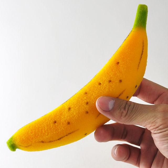 U6422 スポンジバナナ(2本セット)