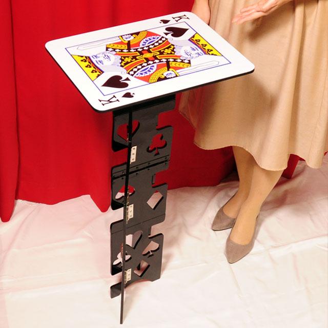 W5528 インスタント マジックテーブル(カード)