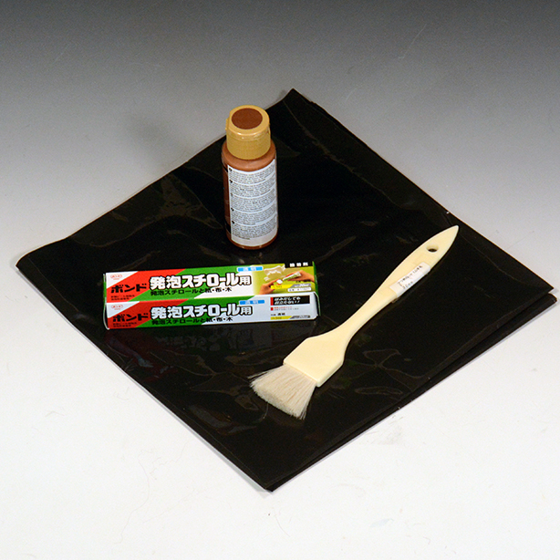 X7111P DPG フローティングテーブル用 茶系塗料キット