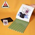A2175 DPG パラパラ漫画(兎とトランプ)・カードボックスセット