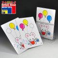 C7511 マウスと風船(メガサイズ)