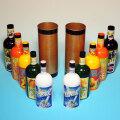 H5327 増加するジュースボトル