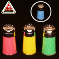 I6386 DPG マジック ソルトシェーカーセット(用具3点+食塩4色)