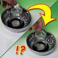 M2251 グラスを貫通するコイン