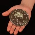 O2003 フーディニー ジャンボコイン (銀)