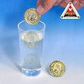 O6953 DPG 溶けて復活するコイン