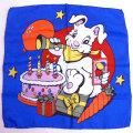 S3662 プリントシルク「楽しい誕生日」