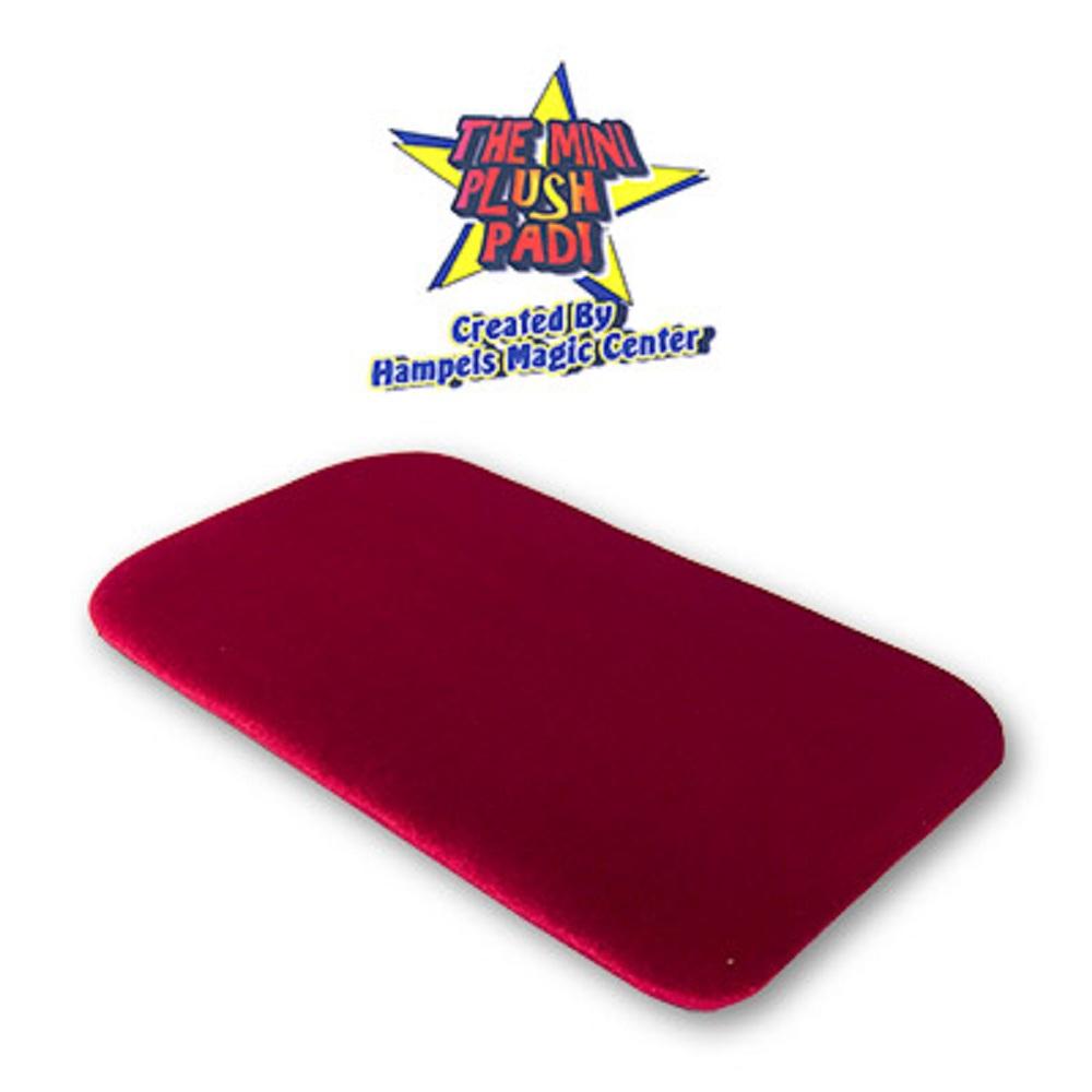 ザ・ミニ・プラッシュ・パッド! (The Mini Plush Pad!) 〔バーガンディー〕