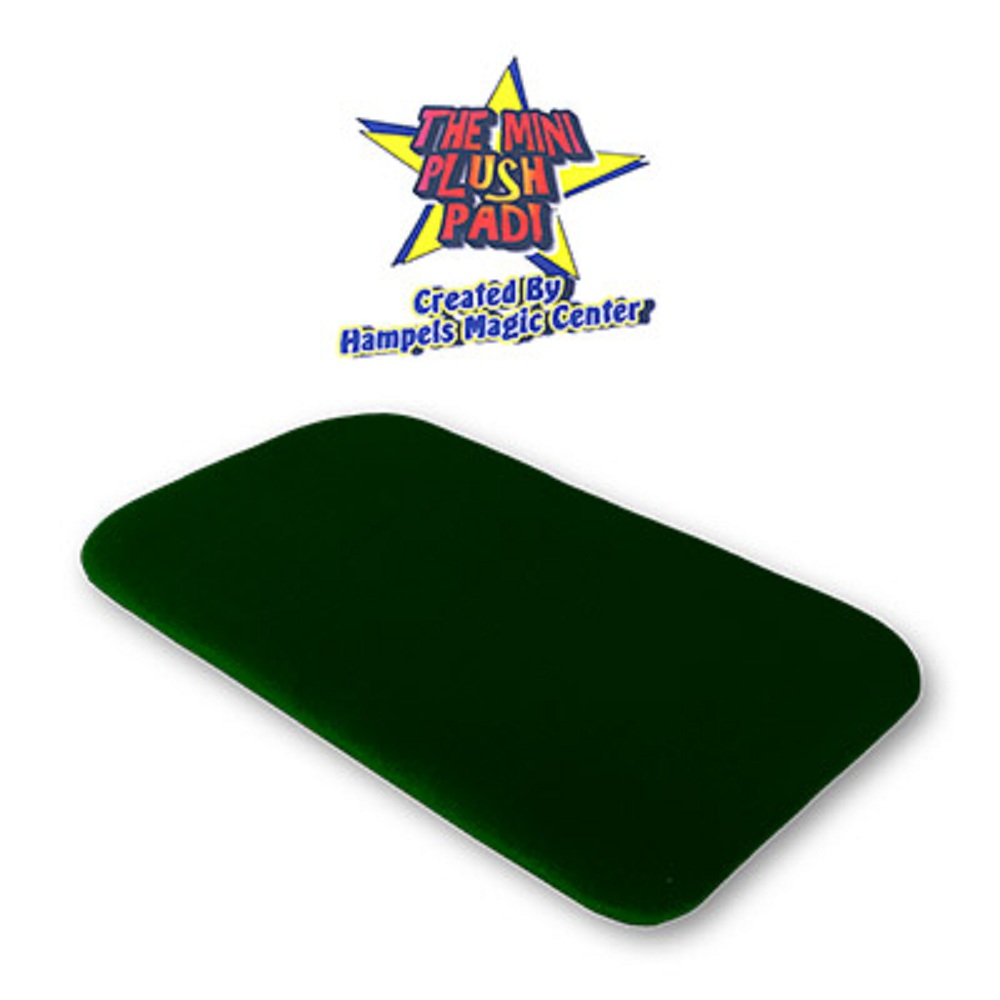 ザ・ミニ・プラッシュ・パッド! (The Mini Plush Pad!) 〔緑〕