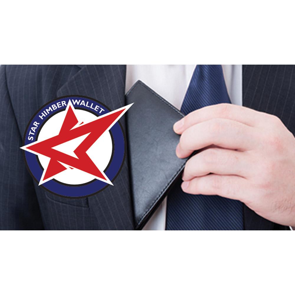 スター・ヒンバー・ワレット (Star Himber Wallet)〔ラージ・サイズ〕