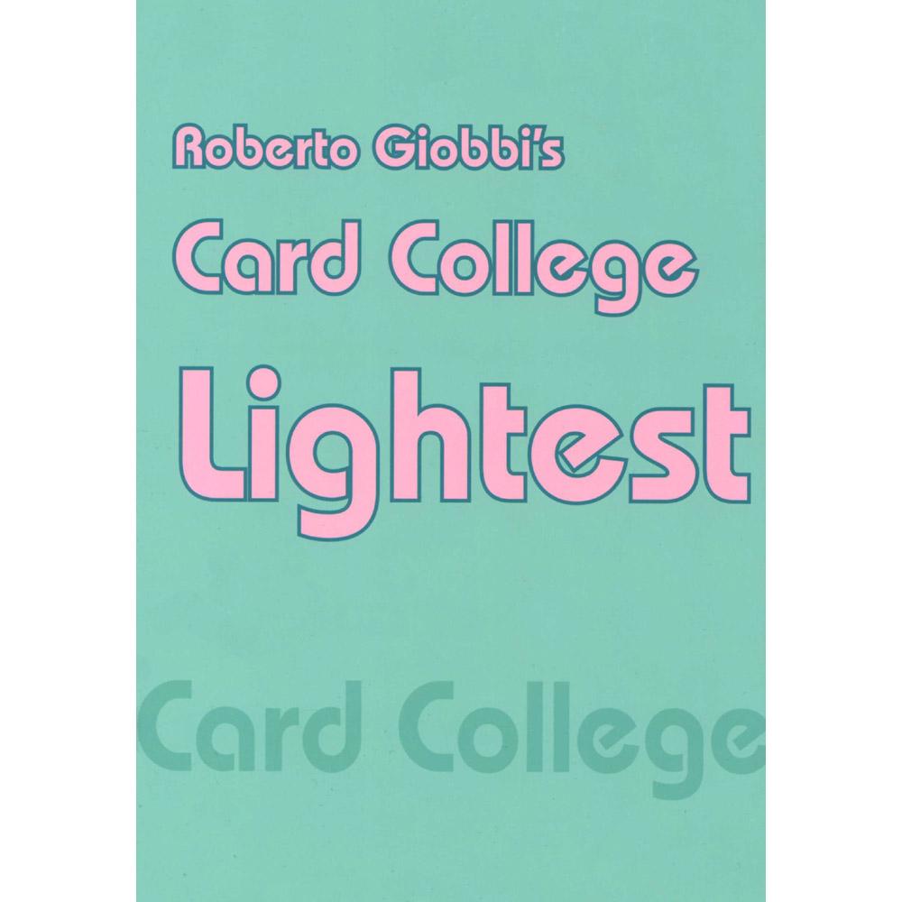 カード・カレッジ・ライテスト (Card College Lightest)〔日本語完訳版〕