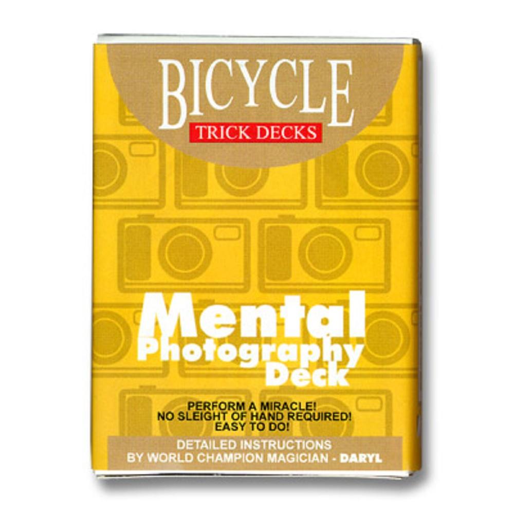 メンタル・フォトグラフィー・デック (Mental Photography Deck)